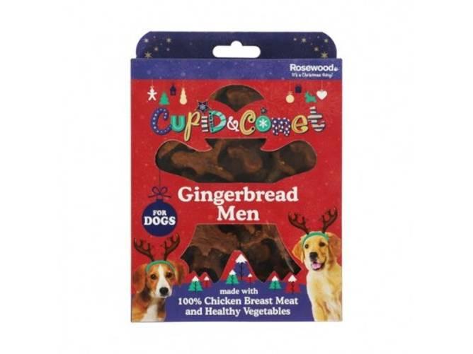 Bilde av Rosewood Gingerbread Men Treat Gift Box
