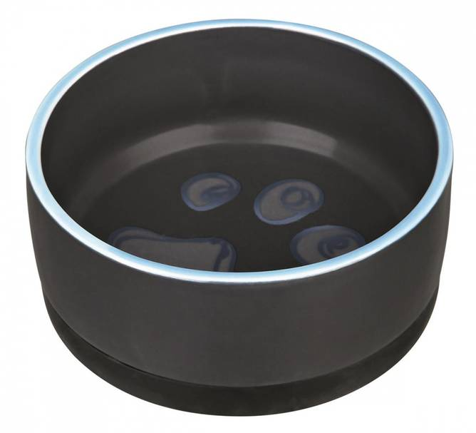 Bilde av Keramikkskål m/gummikant 0,4l 12cm